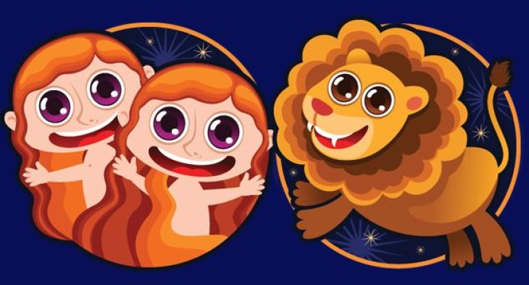 Секс между мужчиной львом и женщиной близнецы