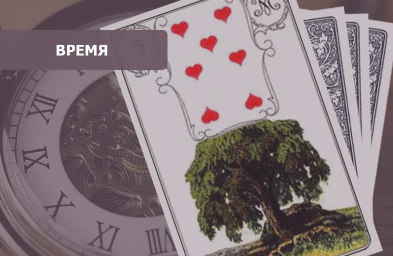 Дерево Ленорман: значение временные сроки