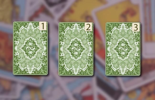 Гадание Ленорман на будущее три карты