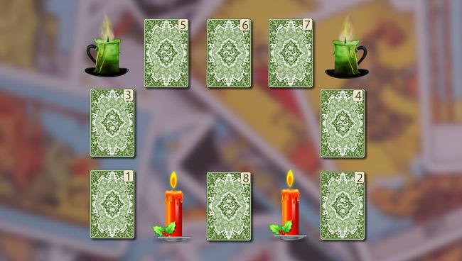 Ритуал с картами Таро на любовь гармония