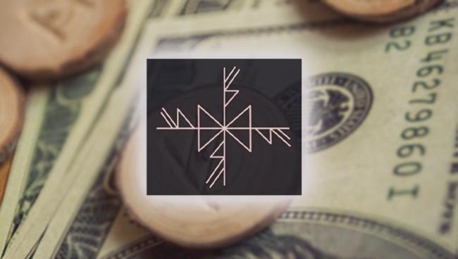 Рунический став мельница для денег