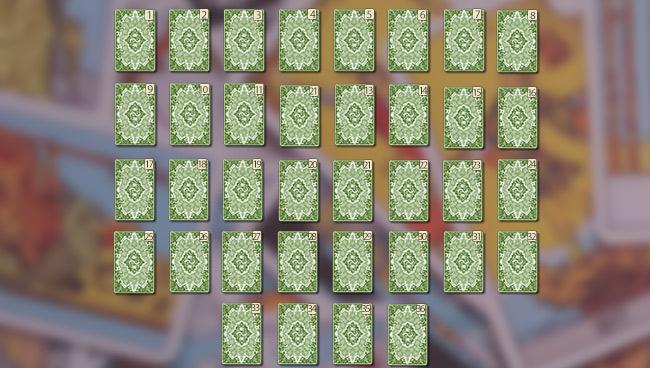 Большой расклад Ленорман техника расклада